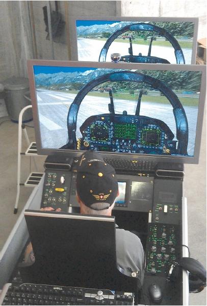 vFIT Simulator